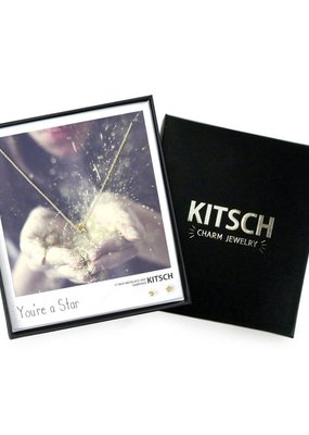 Kitsch Kitsch Necklace/Earring Box Set You're a Star