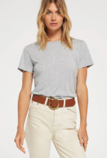 ZSUPPLY Z Supply Tee Easy Modal Wide Crew Neck w/ Relaxed Fit
