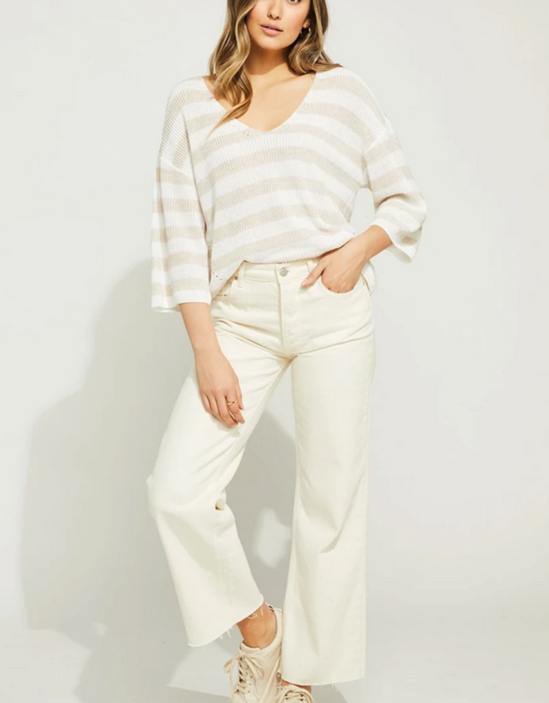 """GENTLE FAWN Gentle Fawn Sweater """"Nino"""" V-Neck"""