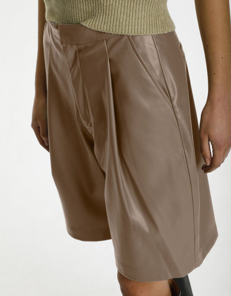 Soaked in Luxury Soaked In Luxury Shorts Karlee Long High Waisted