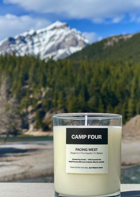Camp Four Camp Four Scented Soy Wax Candle