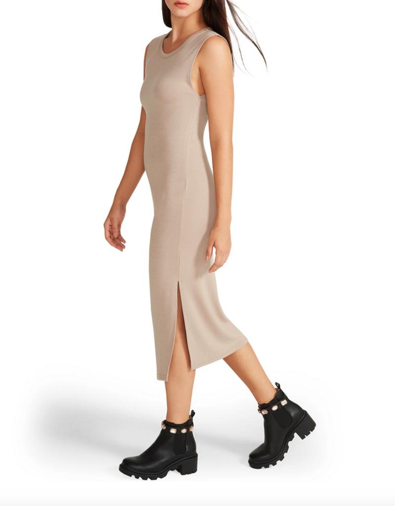 """BB DAKOTA BB Dakota Dress """"Legend Status"""" Side Slit"""