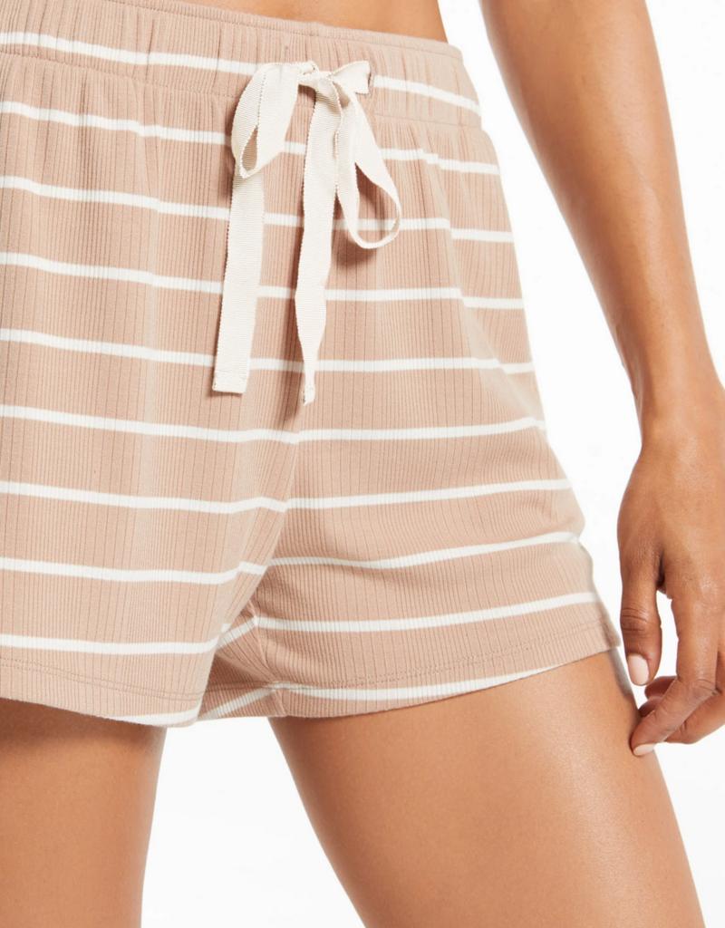 ZSUPPLY Z Supply Lounge Shorts Snooze Stripe