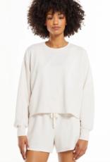 ZSUPPLY Z Supply Sweatshirt Claire Boxy