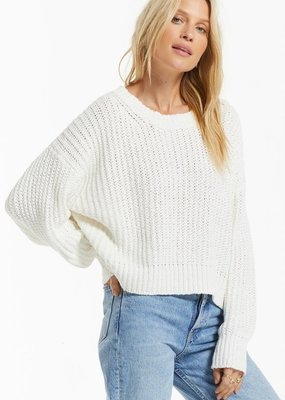 ZSUPPLY Z Supply Sweater Harlow Open Knit