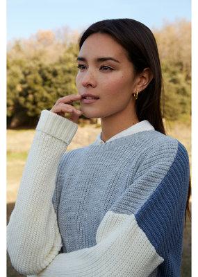 Mus & Bombon Mus & Bombon Sweater Magnesi