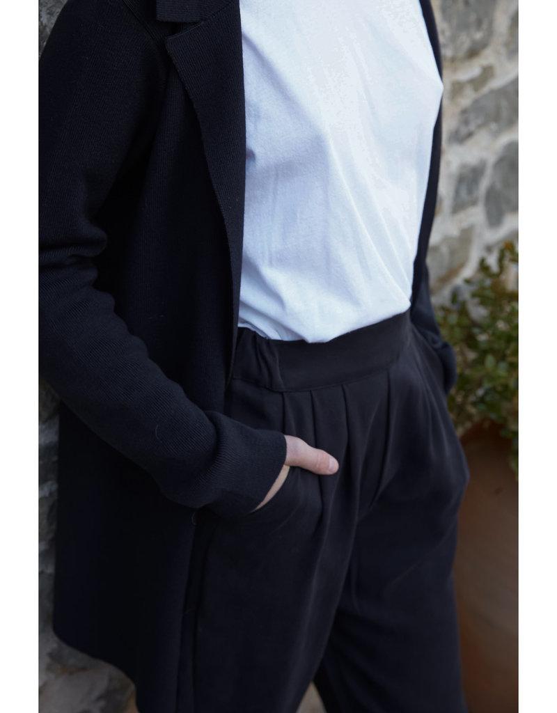 Mus & Bombon Mus & Bombon Cerusi Trousers Elastic Folded Hem
