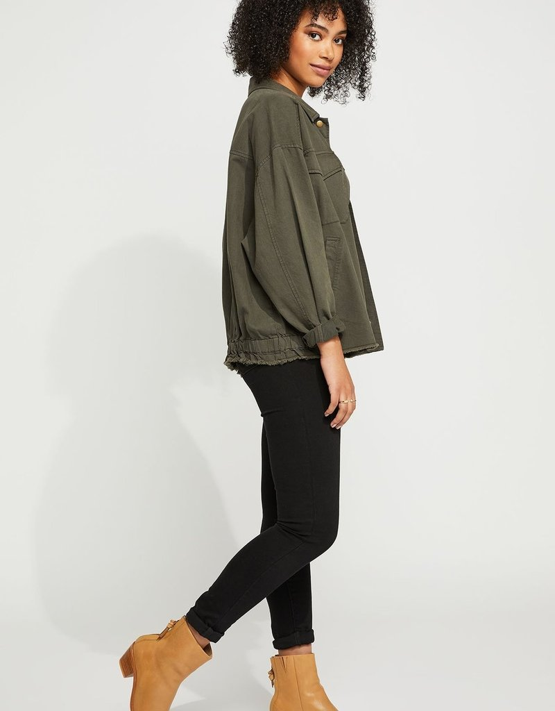 """GENTLE FAWN Gentle Fawn Jacket """"Winslow"""" Cinched Back"""