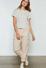 """GENTLE FAWN Gentle Fawn Tee """"Irving"""" Cotton Modal Jersey"""