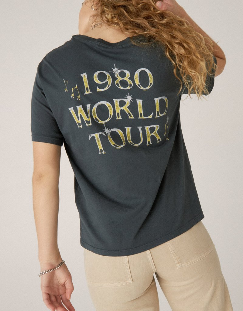 Daydreamer Daydreamer Tee Elton John 1980 World Tour