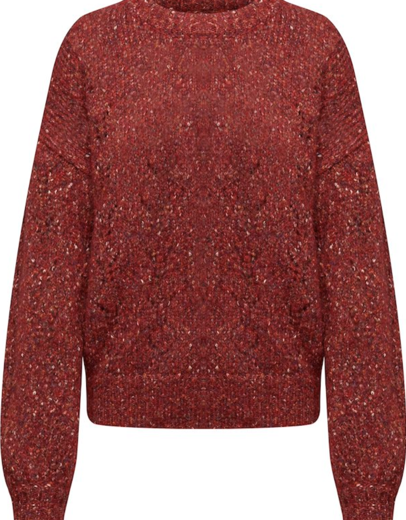 Soaked in Luxury Soaked In Luxury Sweater Belle Knitted