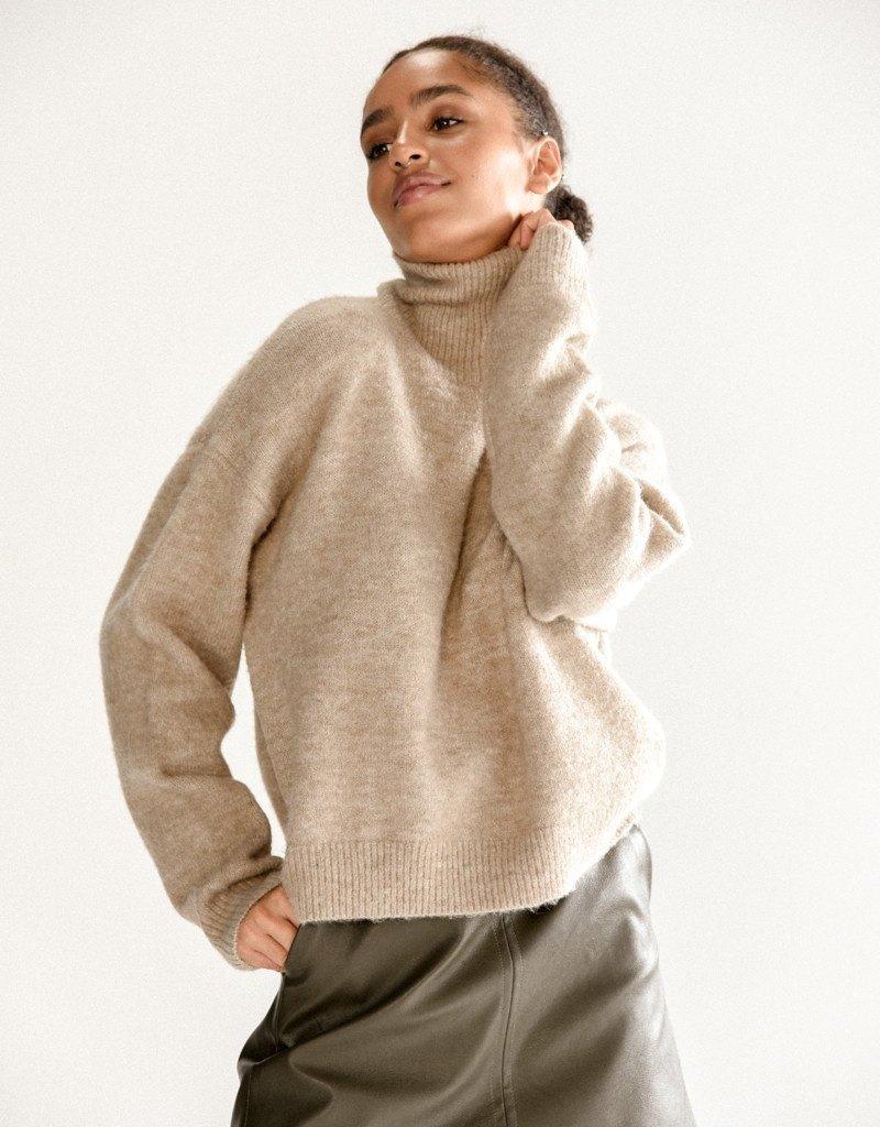 Molly Bracken Molly Bracken Sweater Darcy Knitted Turtleneck 9'21