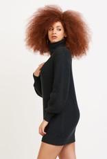 DEX Dex Val L/Slv Cocoon Sweater Dress