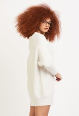 DEX Dex Fae Mock Nk Sweater Dress