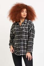 DEX Dex Kim L/Slv Weaved Overshirt