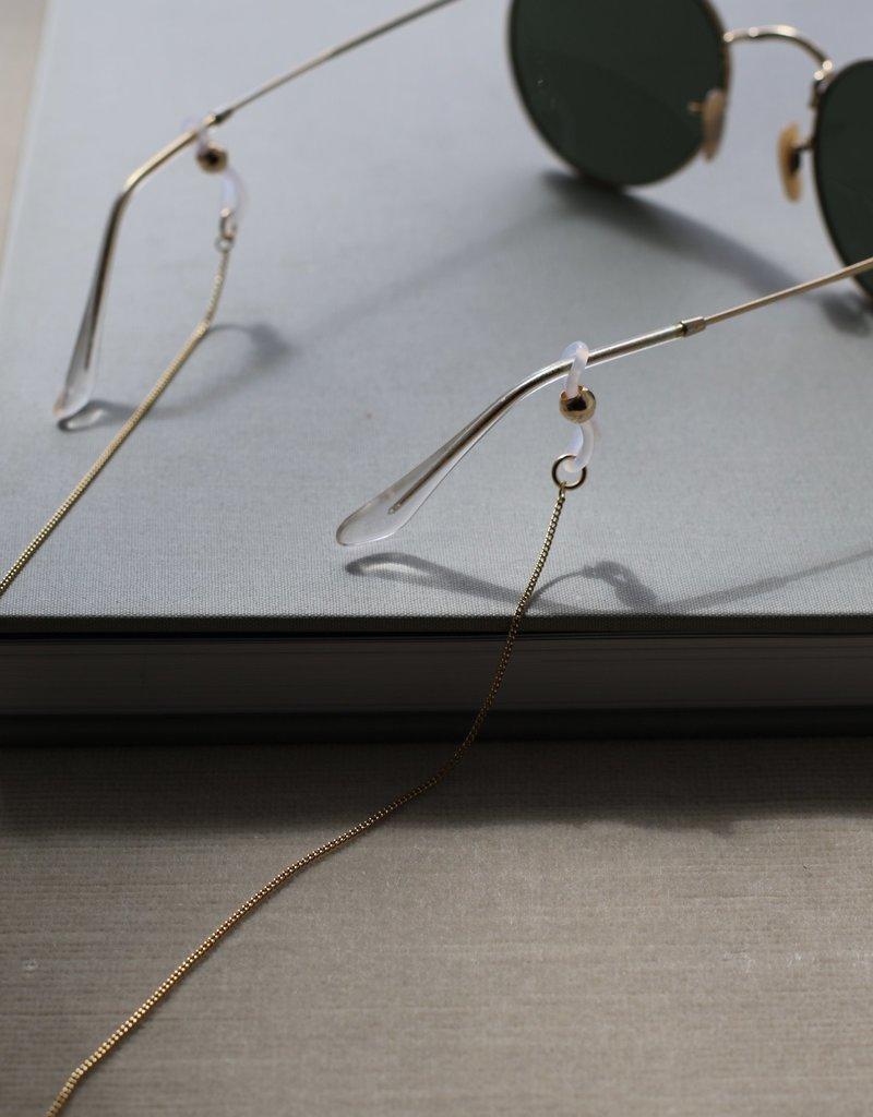 Lisbeth Curb Chain Sunglass Holder