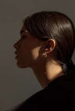 Lisbeth Sail Hoop Earrings