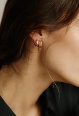 Lisbeth Mini Robbie Hoop Earrings