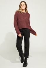 GENTLE FAWN Gentle Fawn Pullover Matilda Stitched