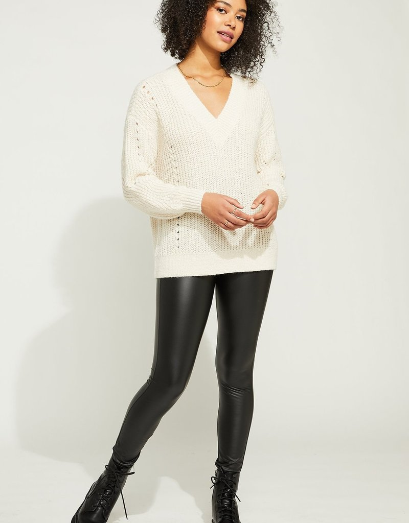 GENTLE FAWN Gentle Fawn Pullover Sandra V-Neck
