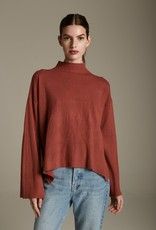 DÈLUC Deluc Sweater Kathy L/Slv Mockneck