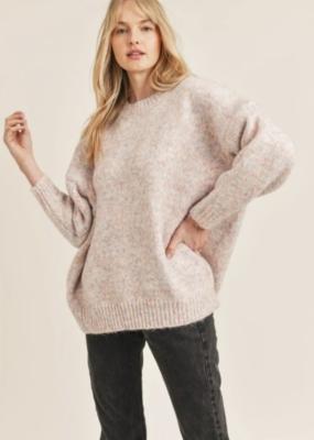 Sadie & Sage Sadie & Sage Pullover Come Chill Knit