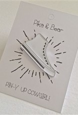 PIKA&BEAR Pika & Bear Pin