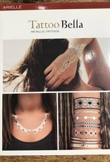 Tattoo Bella Metallic Tattoo Collection
