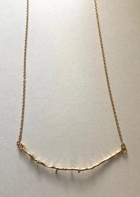 ORNAMENTAL THINGS Ornamental Things Twig Necklace