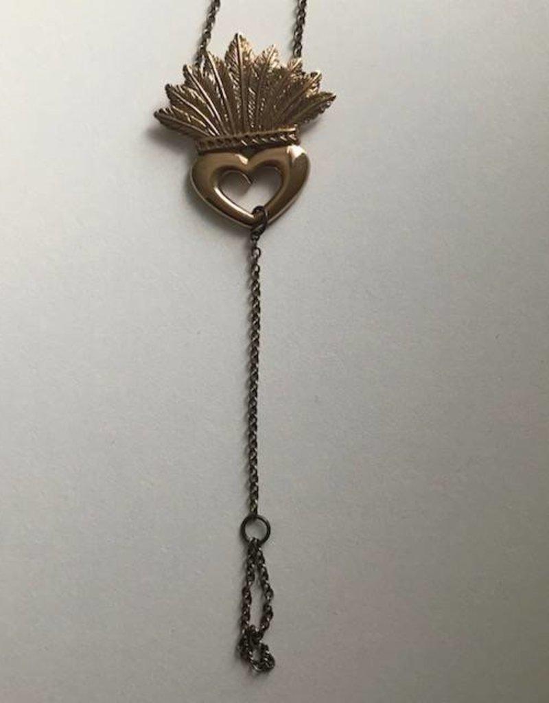 Sasha Eillenna Bracelet Hand Chain