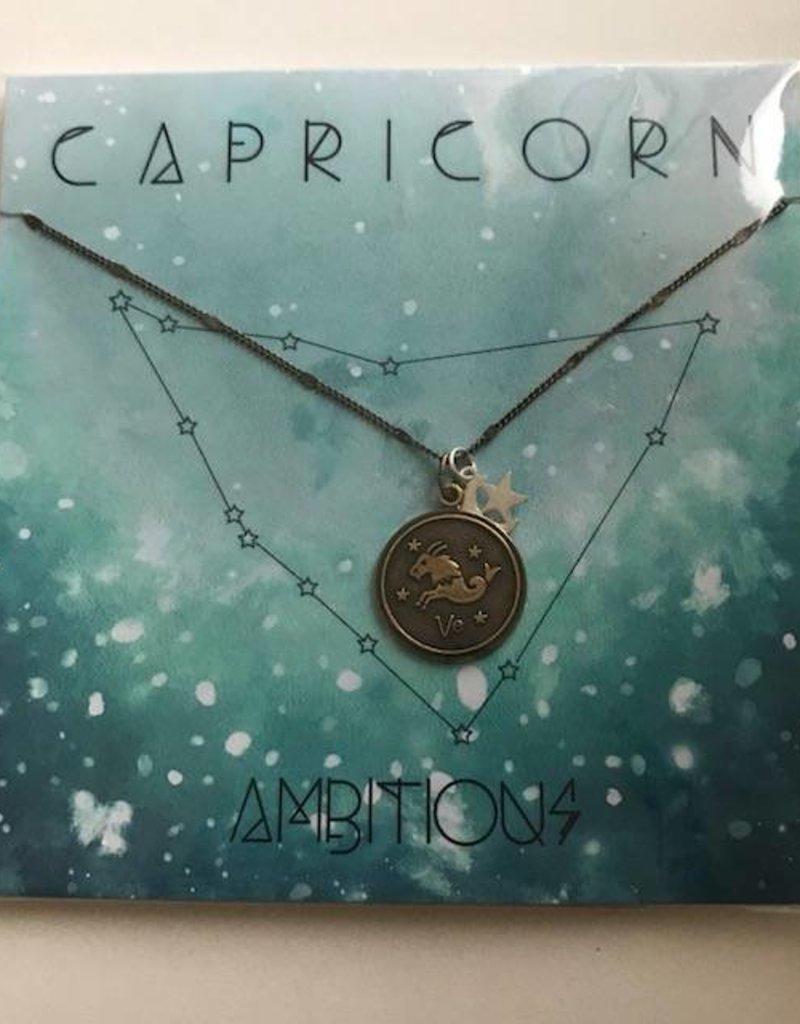 Amano Capricorn Necklace