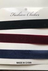 Fame Fame Choker 3 Pack Fashion Chokers