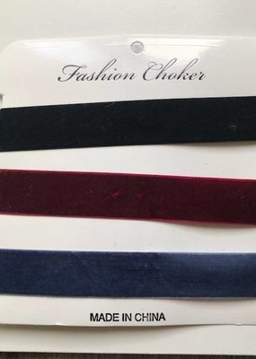 Fame Fame Choker 3 Pack Fashion Chokers