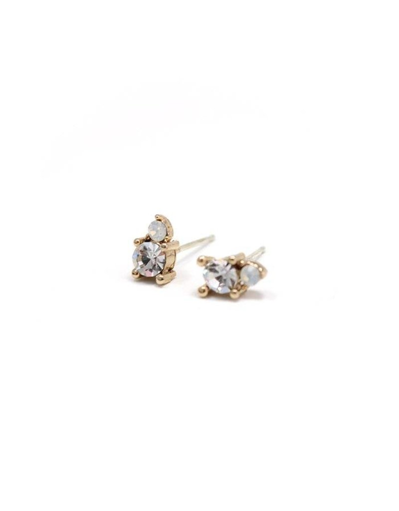 Lovers Tempo Lovers Tempo Dolce Stud Earrings