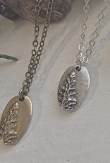 PIKA&BEAR Pika & Bear 'Taiga' Tree Talisman Necklace