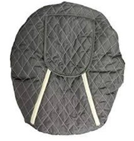 MINT MARSHMALLOW CAR SEAT COVER - GREY