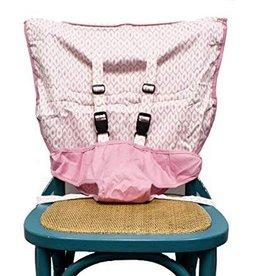 Mint Marshmallow MINT MARSHMALLOW TRAVEL SEAT-PINK
