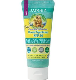 Badger BADGER BABY SUNSCREEN