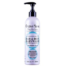 Original Sprout ORIGINAL SPROUT HAIR & BODY WASH 12 OZ