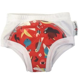 Applecheeks APPLECHEEKS LEARNING PANTS-CARDINAL RULE-S