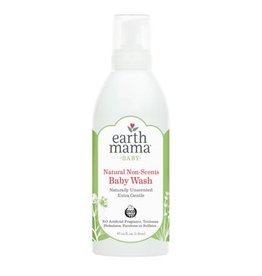 EARTH MAMA ANGEL BABY NON SCENTS WASH-LITER