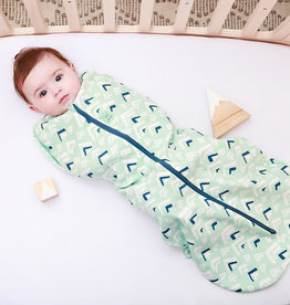 Ergopouch ERGOCOCOON 0.2 TOG - MOUNTAINS 3-12 M