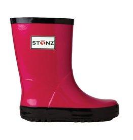 Stonz STONZ RAIN BOOTZ - SIZE 12 PINK