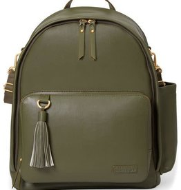 GREENWICH SIMPLY CHIC BACKPACK OLIVE