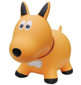 FARM HOPPERS FARM HOPPERS- DOG YELLOW