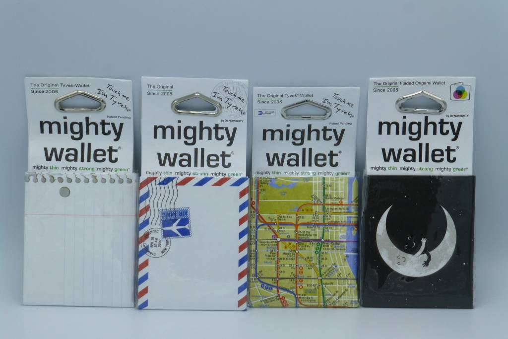 Mighty wallet