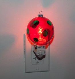 veilleuse boule Noel