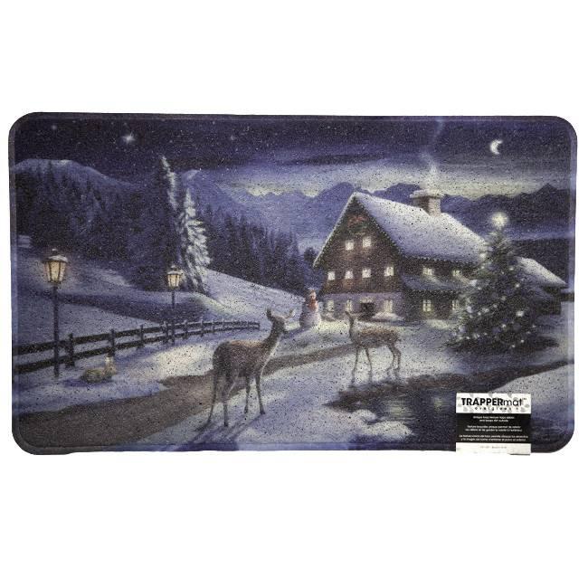carpette nuit de Noël
