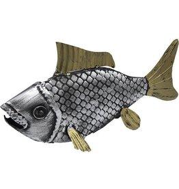 poisson métal