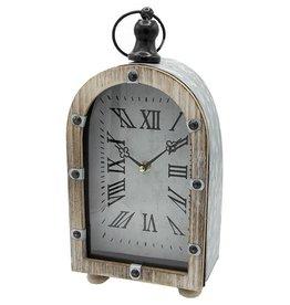 Horloge de table de style antique